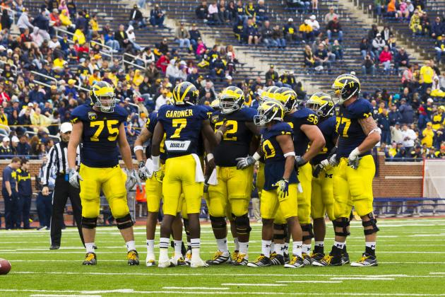 Michigan Football: 5 Most Important Spring Practice Position Battles