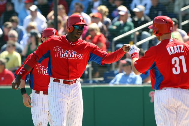 Full Update of Surprises, Busts and Injuries at Philadelphia Phillies Camp