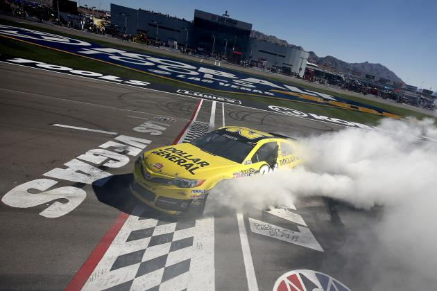 Winners and Losers from NASCAR Sprint Cup Series at Las Vegas