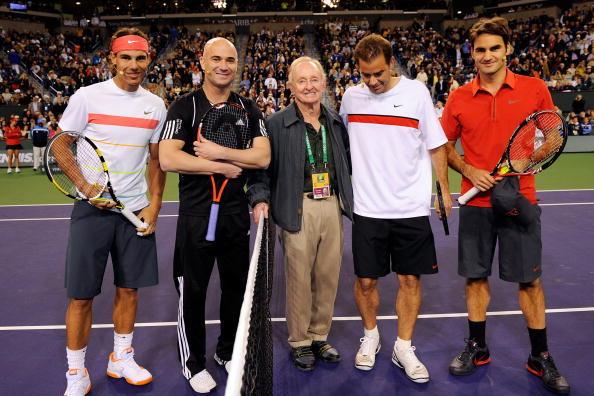 Roger Federer, Rafael Nadal and Top 25 Men's Tennis Legacies as Epitaphs