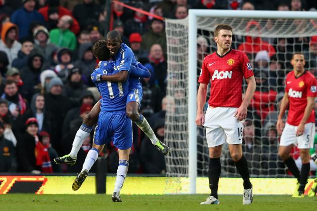Brazilians Abroad: Ramires Steals FA Cup Limelight