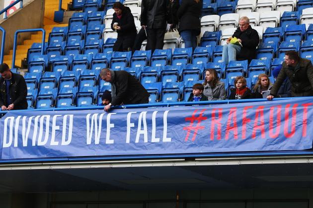 Who Do Chelsea Fans Want to Replace Rafa Benitez?