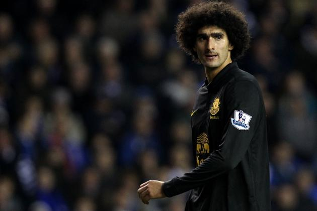 Why Marouane Fellaini Would Be a Disappointing Signing for Manchester United