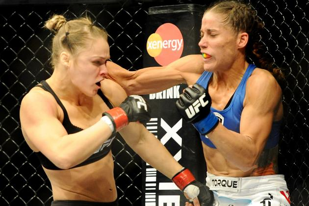 Ranking Each of the UFC's Current Female Fighters