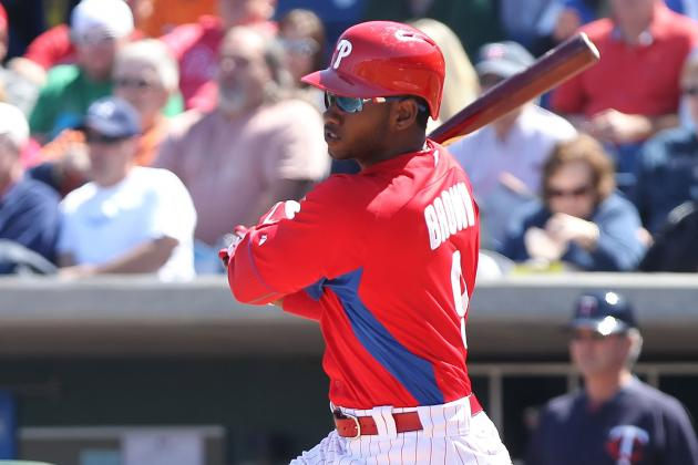 Updated 25-Man Phillies Roster Predictions Midway Through Spring Training