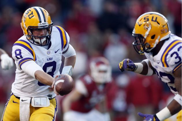 LSU Football: Spring Practice Position Battles Tracker