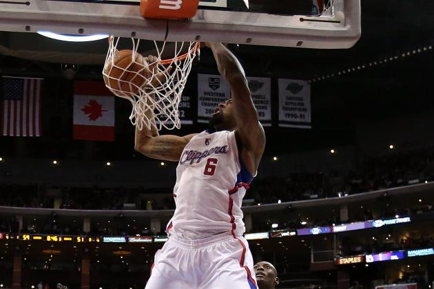 Ranking the Best Alley-Oop Dunks of the 2012-13 NBA Season Thus Far