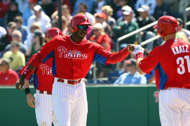Phillies Spring Training 2013: Daily Updates, Scores, News and Analysis