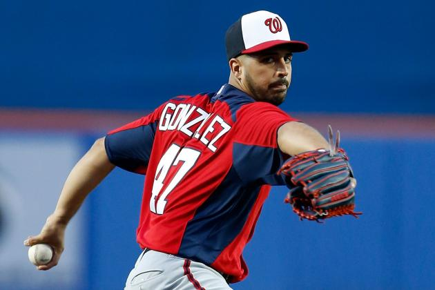 Gio Gonzalez and X-Factors for Team USA Winning 2013 World Baseball Classic