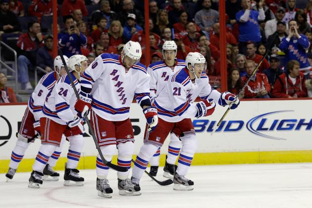 4 Questions Facing the New York Rangers in the 2nd Half of the NHL Season