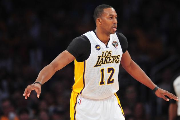 Signs Vintage Dwight Howard Is Back for LA Lakers