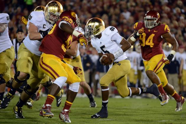 Notre Dame Football Pre-Spring Opponent Preview: USC