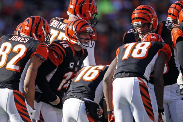Cincinnati Bengals Free Agency Tracker: Updated Signings, Rumors and Grades