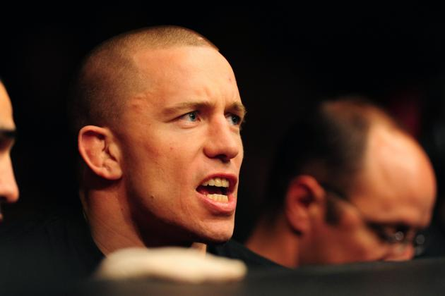 UFC 158: The 5 Funniest Quotes of GSP's UFC Career