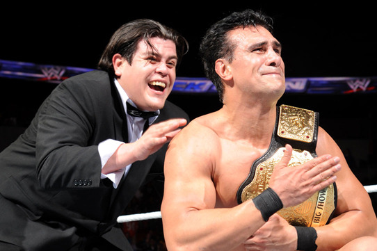 7 Ways Alberto Del Rio Is the Right Choice for WWE World Champion