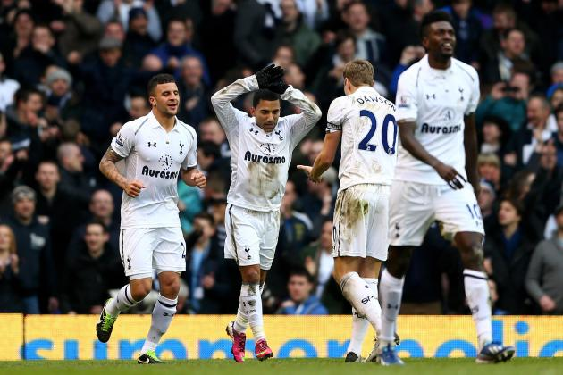 Tottenham Hotspur: 4 Most Important Matches Left in Premier League Campaign