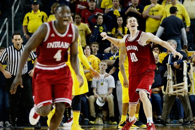Indiana Basketball: Best Case, Worst Case Scenarios in Big Ten Tournament