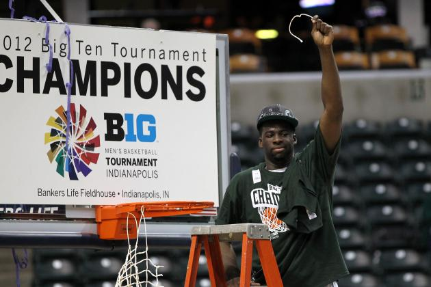 Predicting the Outcome of Each 2013 Big Ten Tournament Game in Chicago