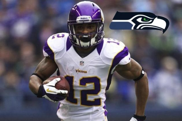 Grading the Vikings-Seahawks Percy Harvin Trade