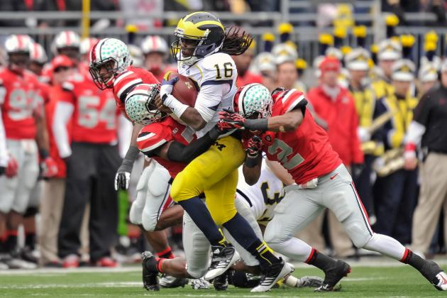 Michigan Football: Complete Pro Day Results and Analysis