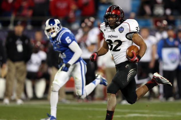 10 Players Who Can't Afford to Flop at 2013 NFL Pro Day Workout
