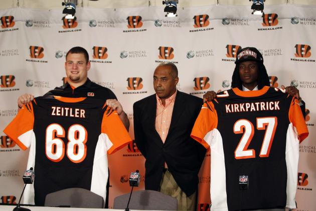 Cincinnati Bengals 2013 NFL Draft Big Board: Real Time Updates and Analysis
