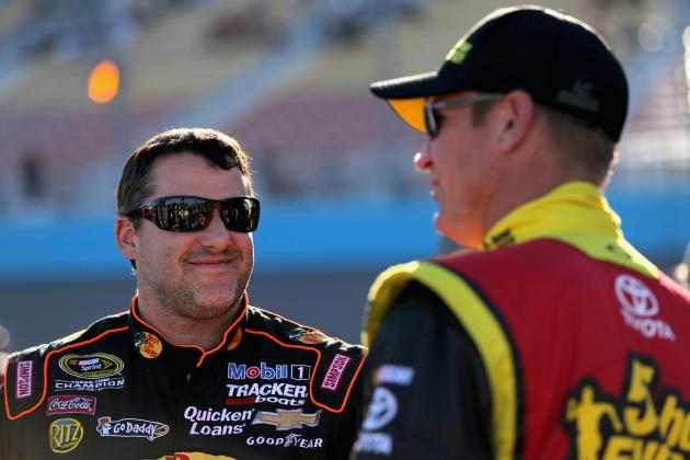 Ranking the 10 Most Versatile NASCAR Drivers