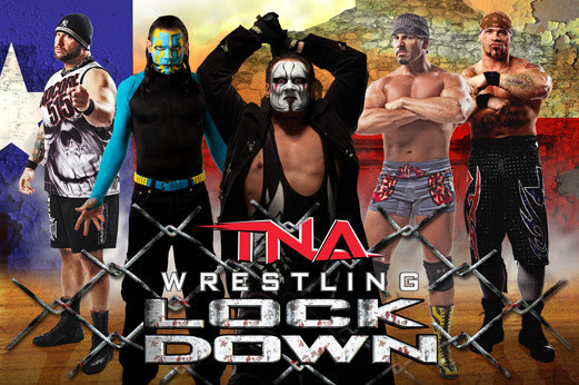 TNA Lockdown 2013 Results: 10 Fun Facts from the Event