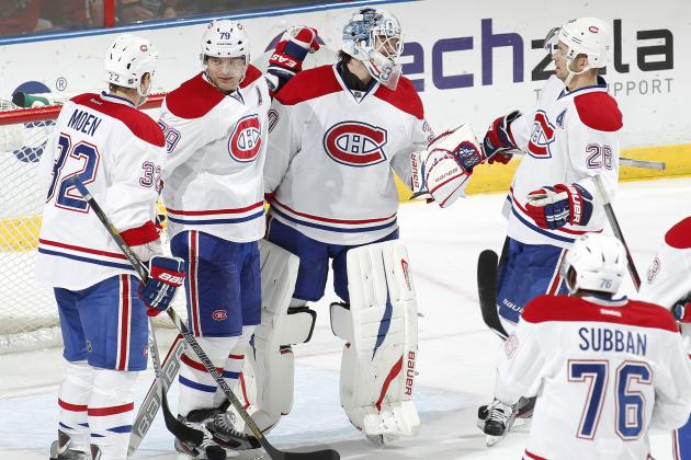 Grading the Montreal Canadiens' Performance for the 1st Half of the Season