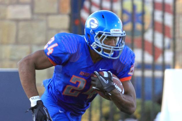 11 West Coast 2014 Recruits Drawing Big Interest from SEC Teams