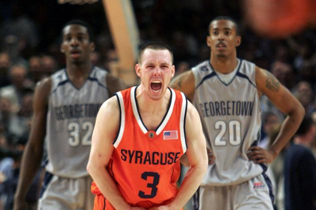 Most Memorable Moments in Big East Tournament History
