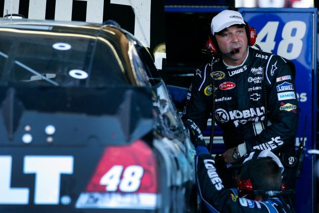 Ranking the 11 Most Intelligent Crew Chiefs in NASCAR Today