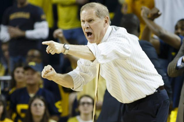 Michigan Basketball: Final Regular-Season Grades for Wolverines