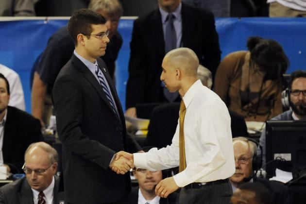 The Best Men's College Basketball Coaches Under 40