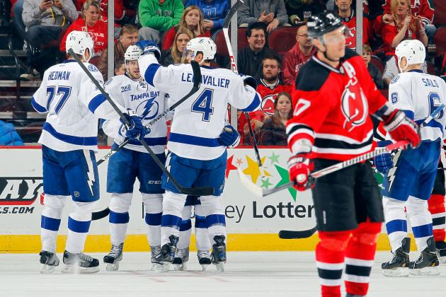 Grading the Tampa Bay Lightning's Performance from the 1st Half of the Season
