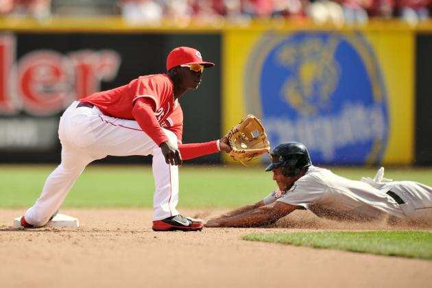 Ranking MLB's 10 Most Feared Base Stealers Heading into 2013