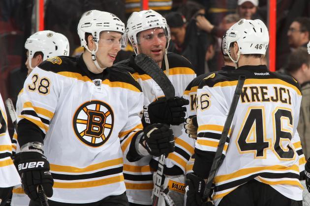 Boston Bruins: 3 Takeaways from Their 3-2 Shootout Win over Ottawa