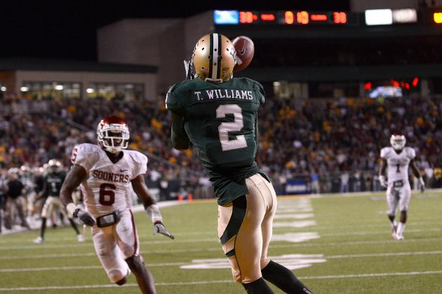 NFL Draft 2013: Wide Receiver Rankings, Draft Predictions and Analysis