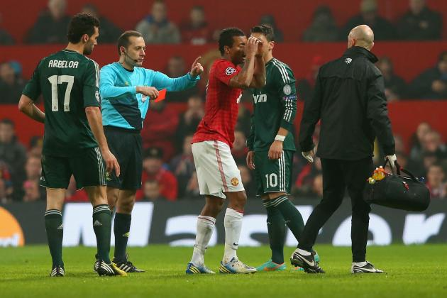 5 Signs Manchester United Favoritism Among Referees Is Bogus Theory