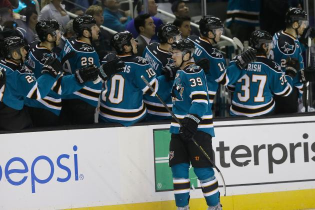 Areas the San Jose Sharks Need to Address at the Trade Deadline