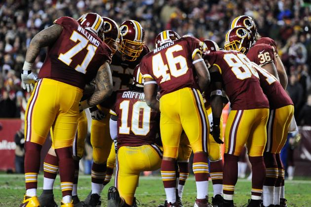 Picking One Free Agent to Fill Each of the Redskins' Holes