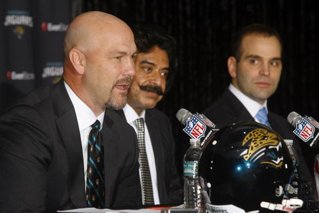 Jaguars Free Agency Tracker: Updated Signings, Rumors & Grades