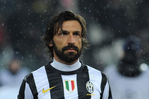 Andrea Pirlo and the 10 Best Bearded Geniuses in World Football