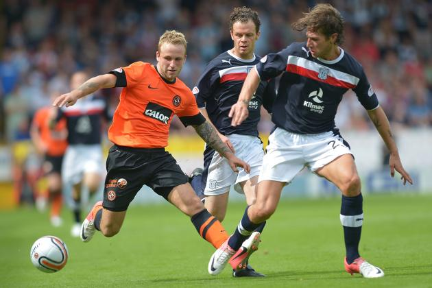 4 Lesser-Known Players in the Scottish Premier League Who Could Start in the EPL