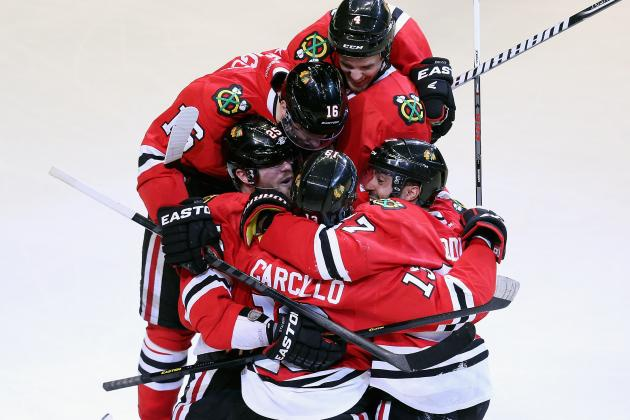 Just How Impressive Was the Chicago Blackhawks' Record-Setting Run?
