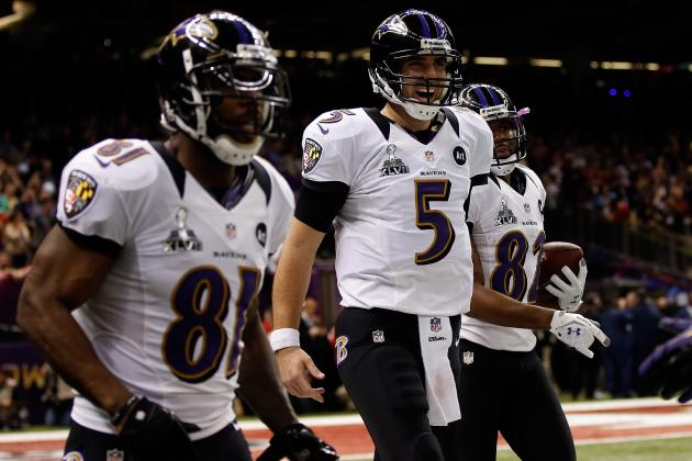 Ravens 2013 Salary Situation: Breaking Down Baltimore's Current Cap Status