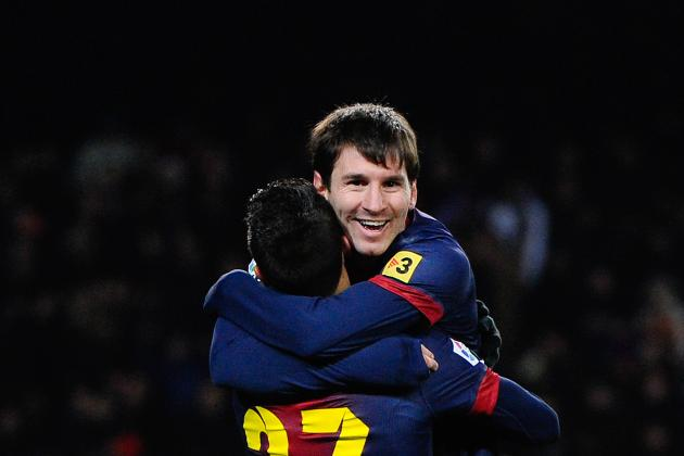 Barcelona vs. AC Milan: Why Barca Win Hinges on Lionel Messi