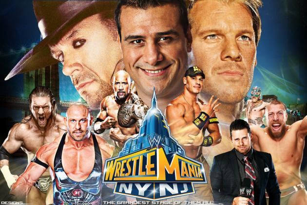 WWE WrestleMania 29: 5 Superstars Who Need a Clear Direction ASAP