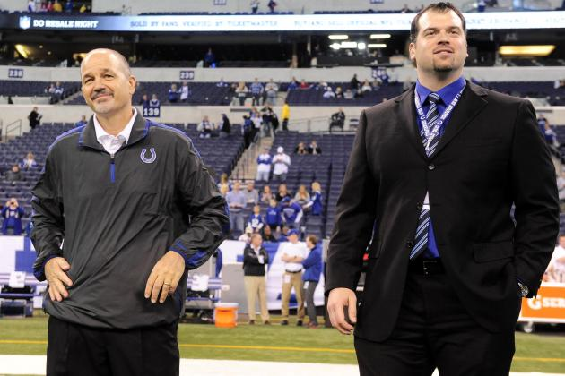 Colts 2013 Salary Situation: Breaking Down Indianapolis' Current Cap Status