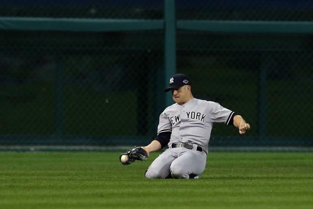 Grading Each Position on New York Yankees Halfway Through Spring Training